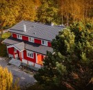 Каркасний будинок пл. 200 м.кв у Польщі