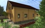 Дом 126,6 кв.м