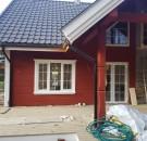 Каркасный дом пл. 200 м.кв в Польше