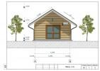 House 45.36 sq.m.