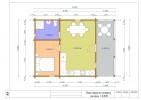House 47.31 sq.m