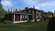 Дом+Баня 264,710 кв.м