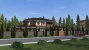 Дом+Баня 256,215 кв.м
