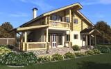 Дом 186,716 кв.м